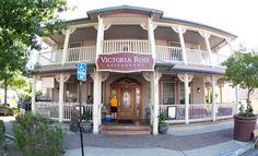 Victoria Rose Restaurant in old town clovis ca