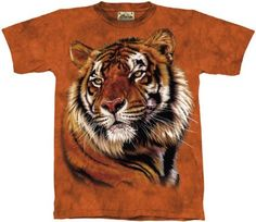 Tiger, Power & Grace, The Mountain Youth Tee | Friendly Faces