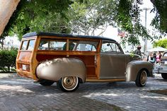 1948 Nash Super Woody...Brought to you by #House of #Insurance in #eugeneoregon