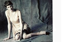 In The Mirror Vogue Korea May 2012 Shot by: Paolo Roversi Styling by: Ye Young Kim