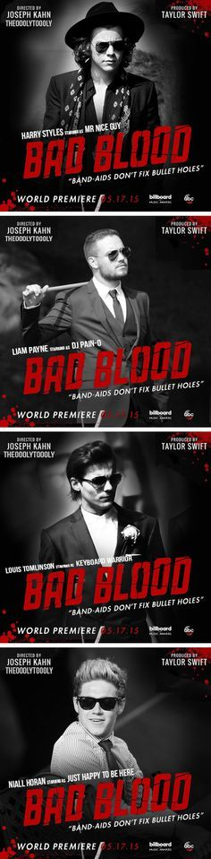 Bad Blood with One Direction, it was the best!!!