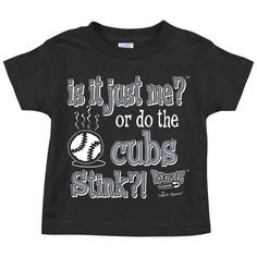 8f5236736 Chicago White Sox Fans. Is It Just Me (Anti-Cubs). Toddler Tee (2T-4T)