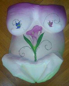 ❁ Zwillingsbauch Calla mit Schmetterlingen Junge und Mädchen ❁