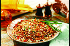 We preferred Grandma's pilaf to packaged #rice and #macaroni mixes. It's less salty, and the #noodles are fresher.