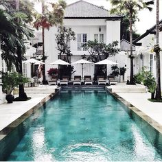 The Colony Hotel | Bali | soundcloud: salty_days