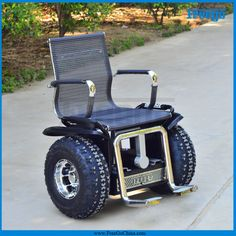 EEC Balance Electric Scooter Segway Wheelchair with Feet Sensor (F2S)