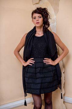 La collection Automne Hiver 2015 2016 du grossiste lyonnais de prêt-à-porter pour femmes Carla Raffi. Avec la participation de notre égérie : Fanny Delaye, auteur du blog http://lamodebyfanny.com