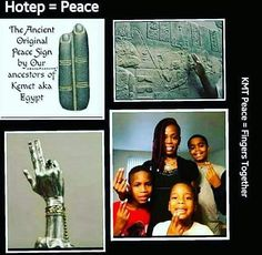 #Hotep #Peace ✌️ #YouGoneLearnToday