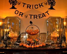 Halloween decorations : IDEAS &INSPIRATIONS  Halloween Decorations