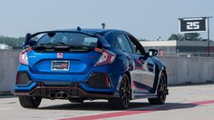 The 2017 Honda Civic Type R is full of funky styling and harsh angles, to the real annoyance of lots of folks out there. But the strange three-exhaust-pipe layout on the back of the car actually serves a purpose, and it could be more useful than you thought for touring your Type R around on longer trips.