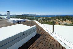 Villa Moonraker, Ibiza via VIVA Outdoor Furniture, Outdoor Decor, Ibiza, Sun Lounger, Villa, Travel, Home Decor, Chaise Longue, Viajes