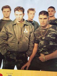 Boyzone the early years