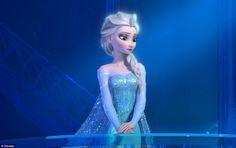 """Walt Disney Animation Studios (""""Tangled,"""" """"Wreck-It Ralph"""") presents """"Frozen,"""" a stunning big-screen comedy-adventure inspired by Hans Christian Andersen's """"The Snow Queen. Elsa Frozen, Frozen Disney, Film Frozen, Frozen Musical, Frozen 2013, Disney Magic, Frozen Snow, Frozen Quiz, Frozen Clips"""