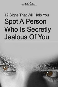 Here are 12 signs which will help you to spot a jealous person, 12 Signs That Will Help You Spot A Person Who Is Secretly Jealous Of You Jealous Women, Jealous Of You, Jealous People Quotes, Evil People Quotes, Adult Bullies, Fair Weather Friends, Jealousy Quotes, Signs Of Jealousy, Quotes About Haters