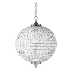 Milo metal ball ceiling light