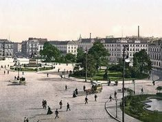 Ernest-August Square, Hanover, Hanover, Germany