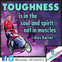 #FCM2013 #MotivationMonday #toughness #running #marathon #halfmarathon #5k #run #training