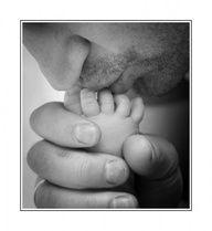 precious daddy baby photo #Home