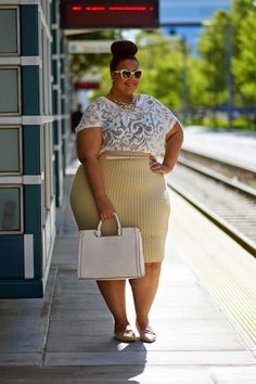GarnerStyle | The Curvy Girl Guide: Nuetral