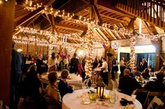 This is what we will have that night... Yay barn wedding @Daisy Pena @Daisy Castillo @Jessica Serrano @Kathie McFarling