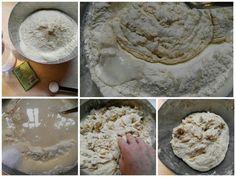 Impasto semplice di semola rimacinata per pane, pizze, scacciate e focacce - Blog di Il caldo sapore del sud Calzone, Prosciutto, Coconut Flakes, Buffet, Spices, Blog, Spice, Blogging, Catering Display