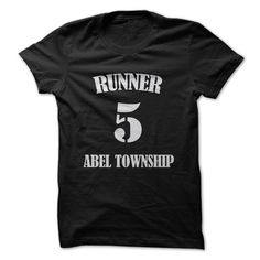 runner 5, abel township - You are runner 5. The lives of so many depend on you. Be the hero of Abel Township with this Zombies, Run! inspired design. (Fitness T-shirts)