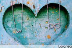 Wie findet ihr Schmuck mit einem Infinity-Zeichen? In unserem Magazinbeitrag verraten wir euch mehr über die die Bedeutung des Symbols und präsentieren einige tolle Prachtexemplare: http://www.laranea.de/unendlichkeitszeichen-infinity-schmuck