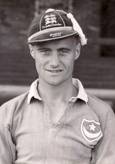 in 1965 Jimmy Dickinson played the last of his 834 league and cup matches for Pompey - on his birthday - when he skippered the Blues to a draw at Northampton Town. The point gained saved from relegation to Division Three. Northampton Town, Thing 1, Portsmouth, Division, Captain Hat, Blues, Football, History, 40th Birthday