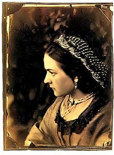 Julia Margaret Cameron - 1864