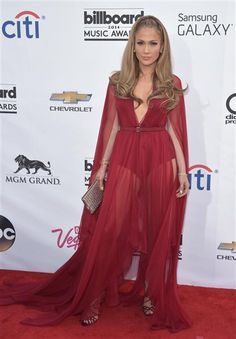 J Lo looked fierce, per usual at the Billboard Music Awards. See more hot celebs on Wonderwall: http://on-msn.com/TnwGVp