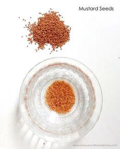 DIY Mustard Ubtan For Glowing, Smooth Skin & Stretch Mark Removal : Tutorial