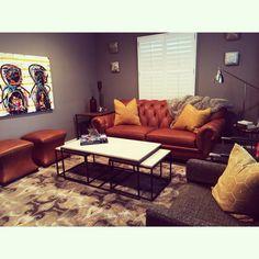Gray Geometric Built In Rl Concetti Detroit Interior Design Firm Rl Concetti Pinterest