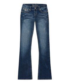 Vintage Bootcut Jeans - Plus by Ariya Jeans #zulily #zulilyfinds
