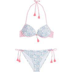 Bikini, Tassel Bikini - Costes