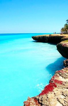 Varadero, Cuba  If my parents don't take me here this summer, I'll run away and go on my own