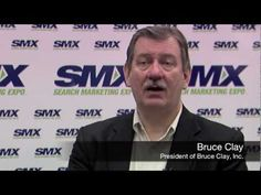 If your competition has video and you don't, the competition wins. An interview with Bruce Clay by ReelSEO.