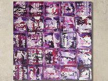 Kunstgalerie Winkler Abstrakte Acrylbilder Leinwandbilder Unikat  http://de.dawanda.com/shop/A-Winkler
