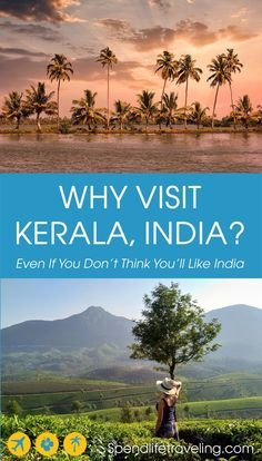 Why Visit Kerala? Even If You Don't Think You'll Like India, This is Why You Should Travel to Kerala! - Nicki - - Why Visit Kerala? Even If You Don't Think You'll Like India, This is Why You Should Travel to Kerala! Beautiful Places To Visit, Cool Places To Visit, Places To Travel, Travel Destinations, Travel Advice, Travel Guides, Travel Tips, Travel Checklist, Travel Articles