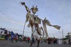 giant puppets Trinidad Untapped New York 640x350 photo