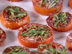 Balsamic Roasted Tomatoes Recipe : Sandra Lee : Food Network - FoodNetwork.com