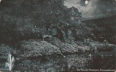 Ramsdale Valley, Scarborough, Yorkshire: Edwardian Postcards Scarborough England, Yorkshire, Postcards, Painting, Painting Art, Paintings, Painted Canvas, Drawings, Yorkshire Terrier Puppies