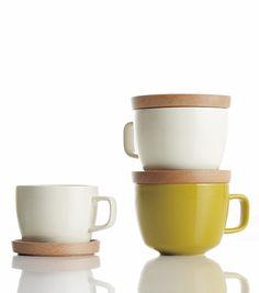 KINTO CO.,LTD. NEIGHBORS cup and saucer