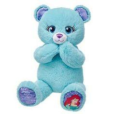 Ariel | Build a Bear | Limited Edition | Little Mermaid | Disney Princess |