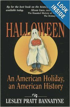Halloween: An American Holiday, an American History: Lesley Bannatyne: Amazon.com: Books … Why do we celebrate Halloween? No one gets the day off, and unlike all other major holidays it has no religious or governmental affiliation. A survivor of our pre-Christian, agrarian roots, it has become one of the most popular and widely celebrated festivals on the contemporary American calendar. Halloween History, Halloween Books, Halloween Night, Spirit Halloween, Halloween Themes, Halloween Halloween, Halloween Costumes, Haunted History, Halloween Celebration