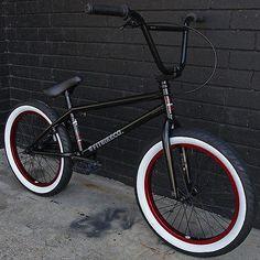 2016 Fit Bike Co BMX Dugan 1 Gloss Black Bicycle Stranger Cult Kink Sunday Haro | eBay | @giftryapp