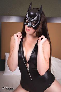 Batgirl - Model Amy Nicole Cosplay  MC Illusion Photography