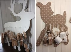cute advent calendar ~ i want one for xmas!!!