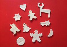 Facili decorazioni natalizie fai da te