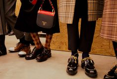 Prada responds to war and migration at AW16 show | Dazed