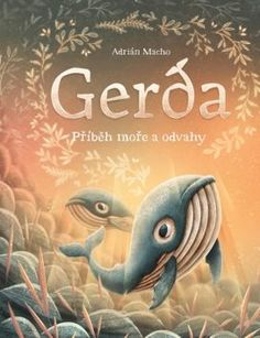 Gerda Strach má veľké oči - Rozprávky - Pre deti a mládež - Knihy